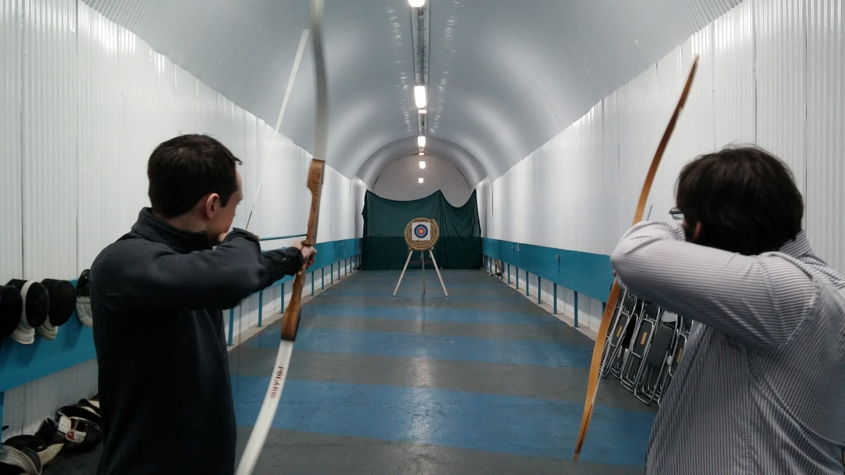 Archery in Glasgow