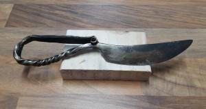 blacksmithing-letter-opener