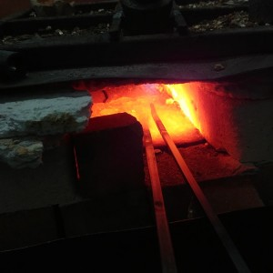 Blacksmithing in Glasgow