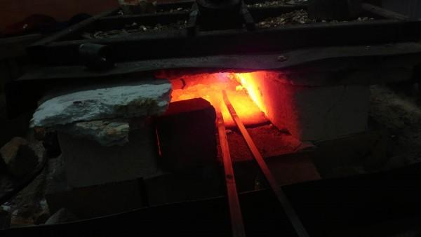 Blacksmithing in Glasgow
