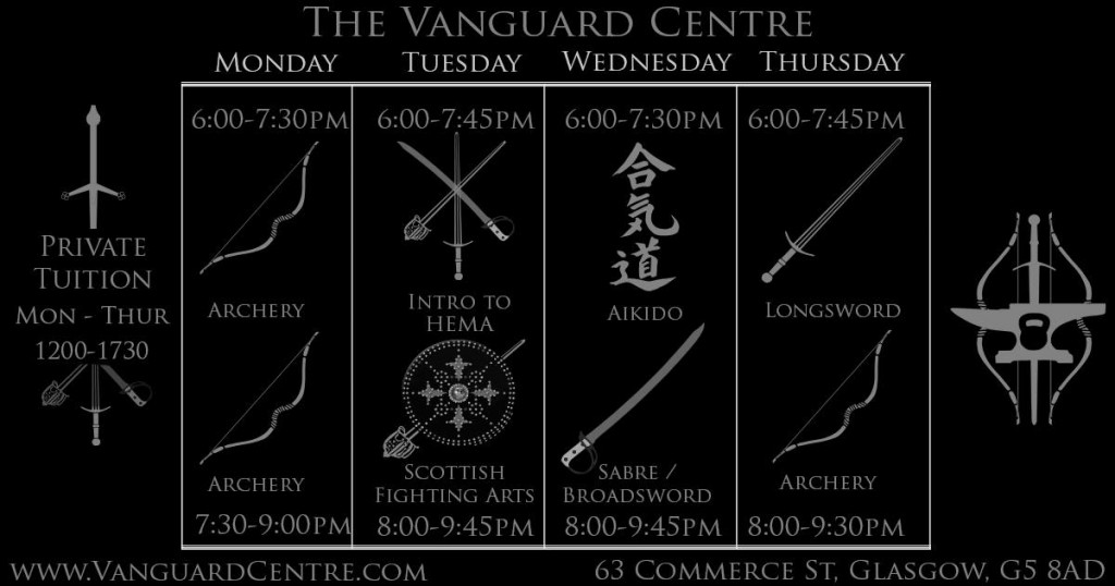 May at The Vanguard Centre – The Vanguard Centre