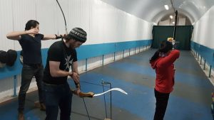 Archery in Glasgow