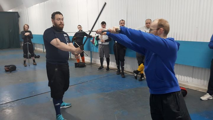 Longsword in Glasgow